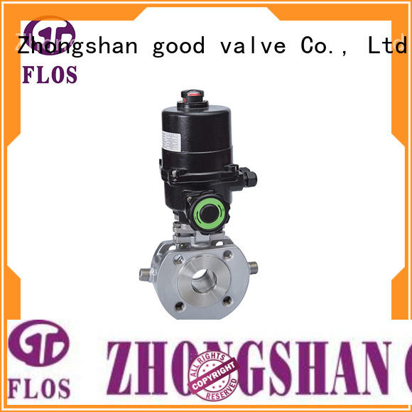 FLOS experienced one piece ball valve wholesale for closing piping flow