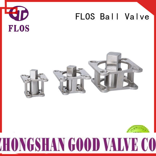 FLOS position ball valve parts wholesale for directing flow