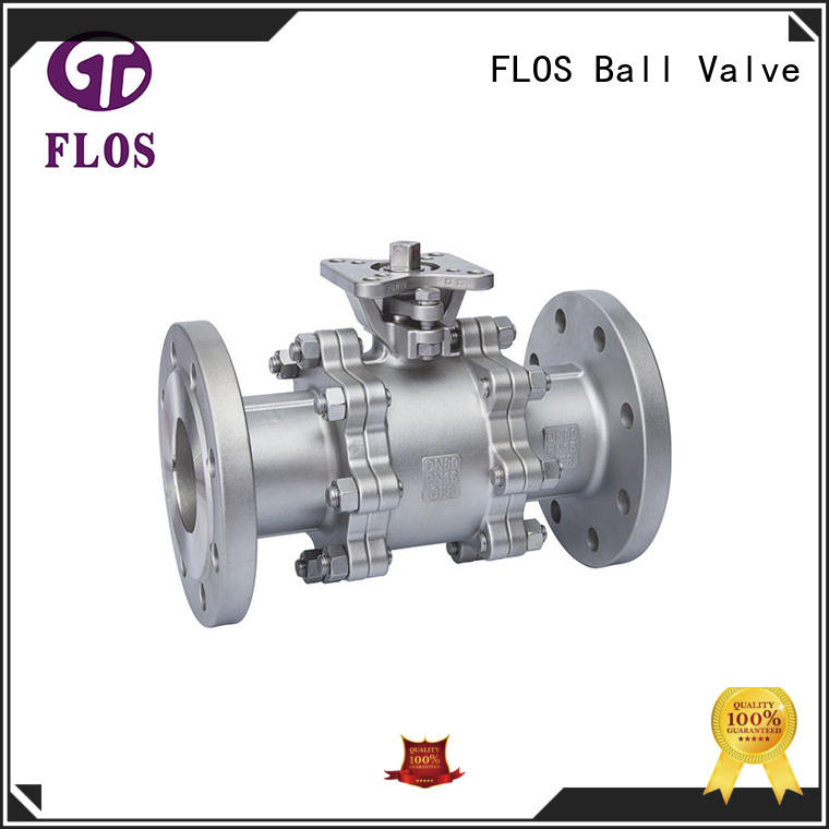 FLOS switchflanged stainless valve manufacturer for directing flow