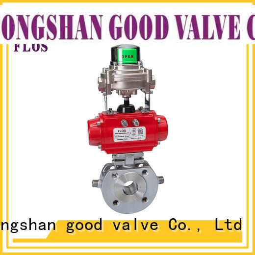 FLOS position flanged gate valve for business for closing piping flow