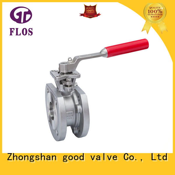 professional ball valve valveflanged wholesale for opening piping flow