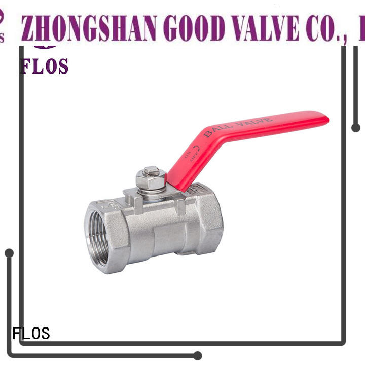 FLOS Best professional valve factory for opening piping flow