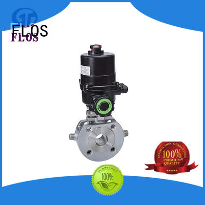 FLOS Wholesale ball valve for business for opening piping flow