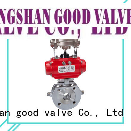 FLOS experienced one piece ball valve supplier for opening piping flow