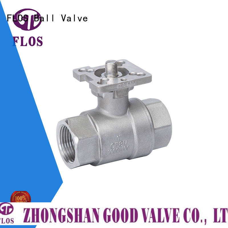 experienced two piece ball valve pneumaticworm supplier for closing piping flow