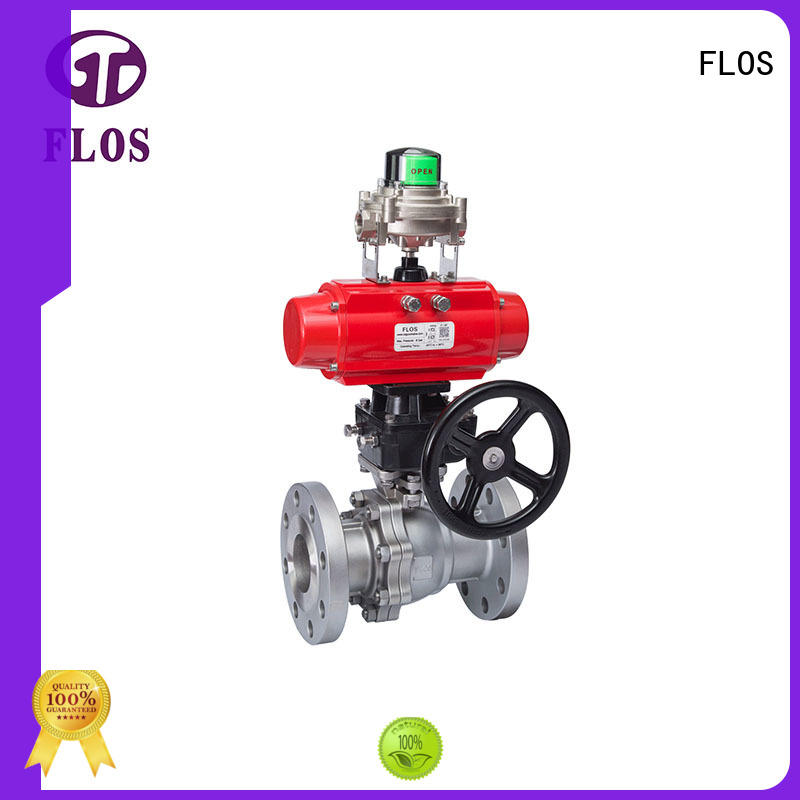 FLOS switchflanged ball valve manufacturers manufacturer for directing flow