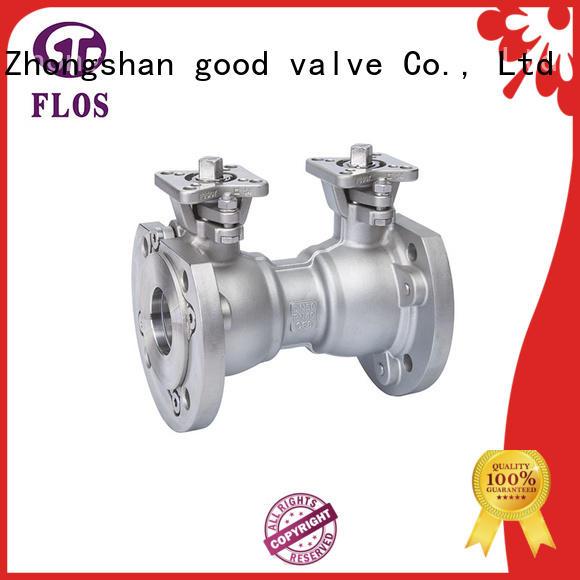 FLOS highplatform 1 pc ball valve wholesale for closing piping flow