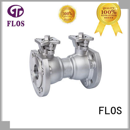 FLOS professional single piece ball valve supplier for directing flow