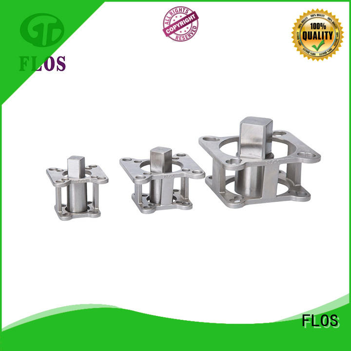 FLOS alloy valve part manufacturer for opening piping flow
