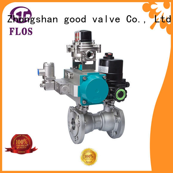 FLOS durable ball valve supplier for directing flow
