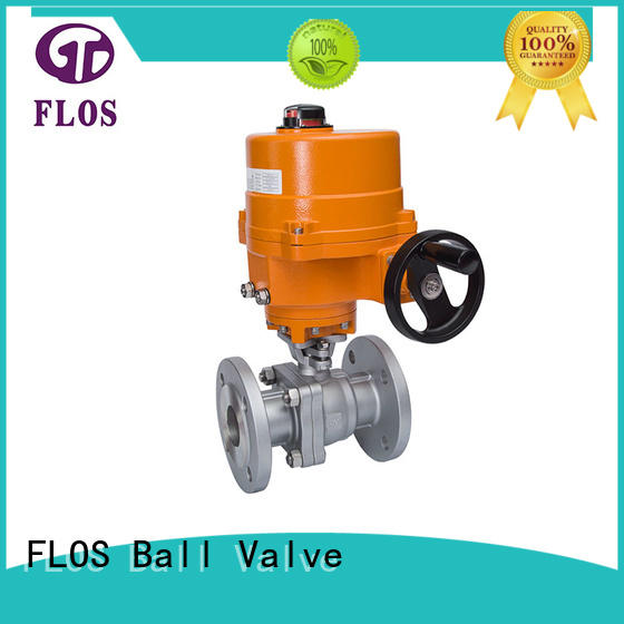 FLOS openclose stainless ball valve wholesale for closing piping flow