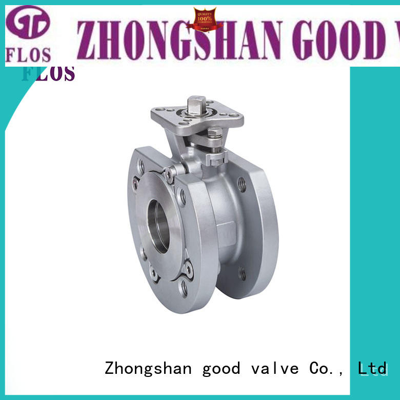 FLOS electric professional valve supplier for opening piping flow