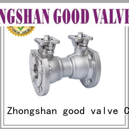 FLOS one flanged gate valve wholesale for opening piping flow