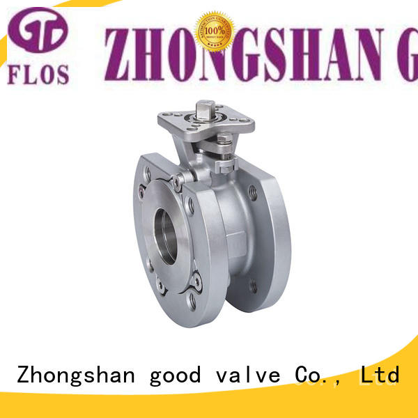 FLOS switch uni-body ball valve Supply for directing flow