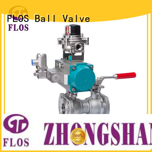 FLOS professional valves supplier for opening piping flow