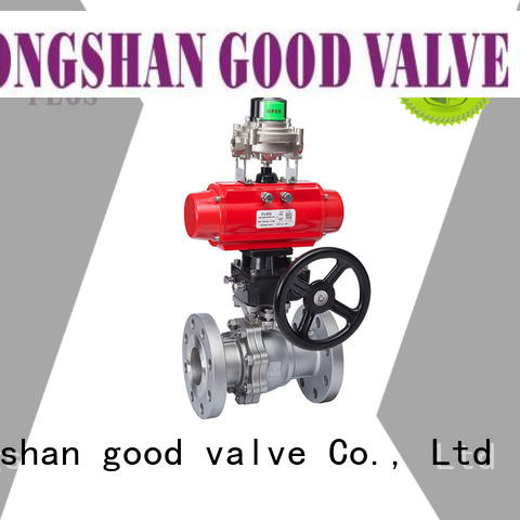 FLOS valve stainless ball valve manufacturer for closing piping flow