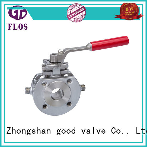 FLOS pneumaticelectric professional valve manufacturer for opening piping flow