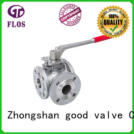 FLOS switch multi-way valve wholesale for closing piping flow