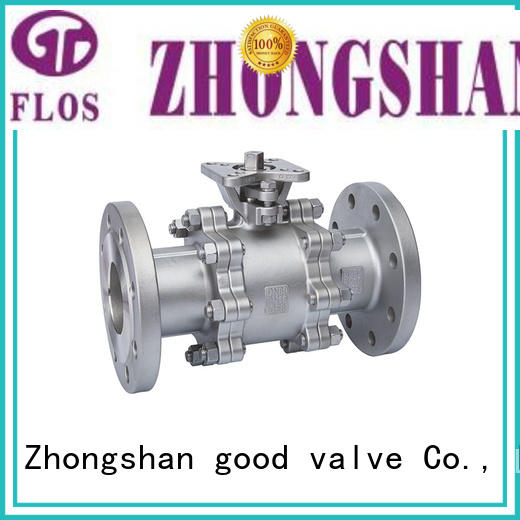 FLOS Wholesale three piece ball valve Suppliers for closing piping flow