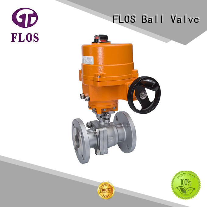 professional 2-piece ball valve position supplier for closing piping flow