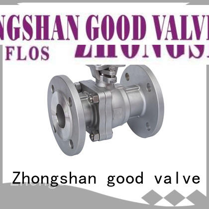 FLOS manual stainless steel valve supplier for opening piping flow