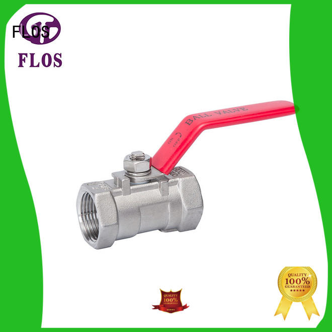 FLOS online valves manufacturer for closing piping flow