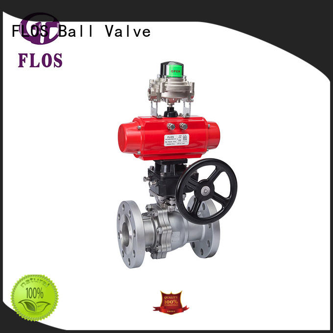 FLOS professional stainless ball valve supplier for directing flow