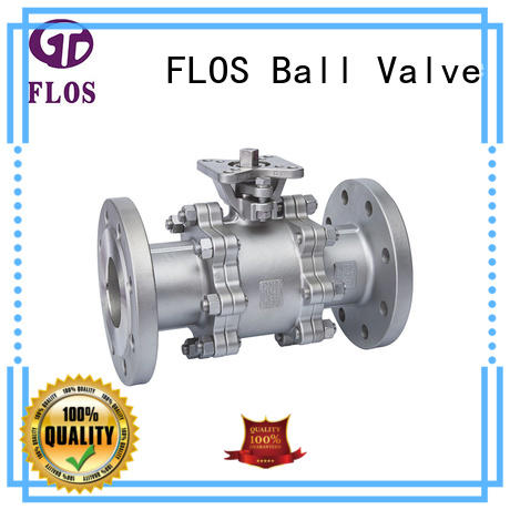 durable 3 piece stainless steel ball valve valve supplier for directing flow