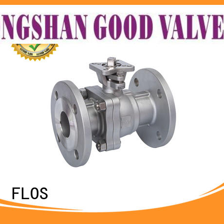 FLOS ball stainless ball valve Suppliers for directing flow