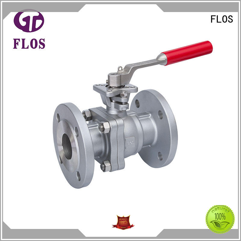 online two piece ball valve pneumatic supplier for directing flow