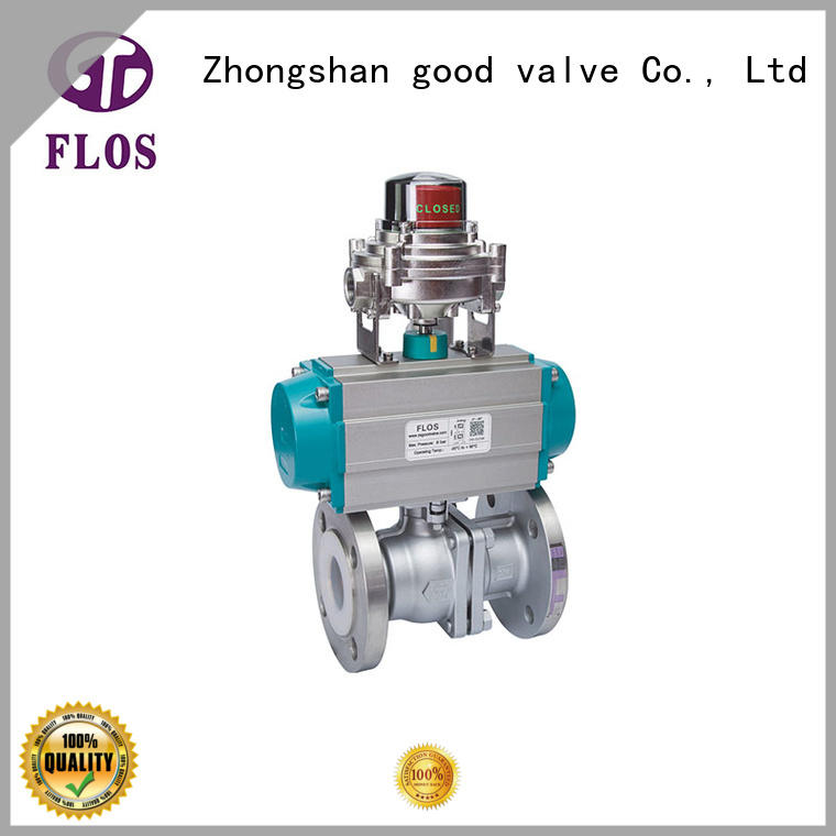 experienced stainless ball valve valveflanged wholesale for closing piping flow