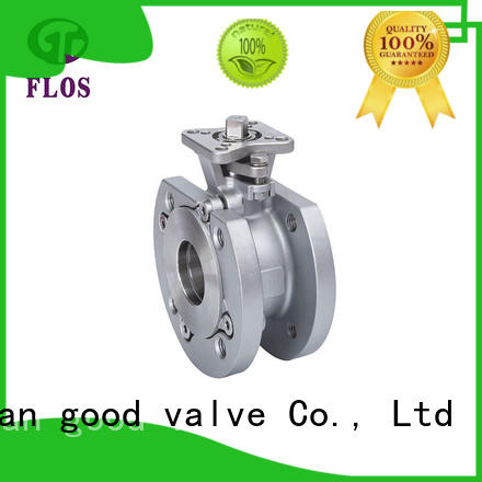 FLOS online 1 piece ball valve supplier for closing piping flow