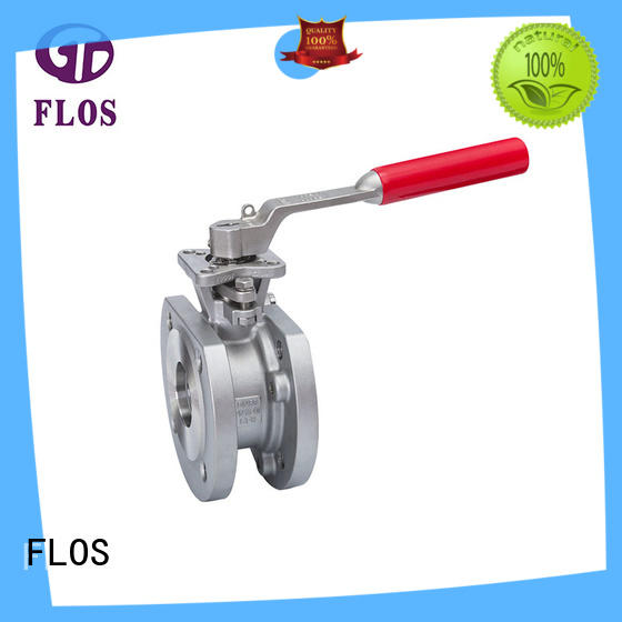 FLOS safety valves supplier for opening piping flow