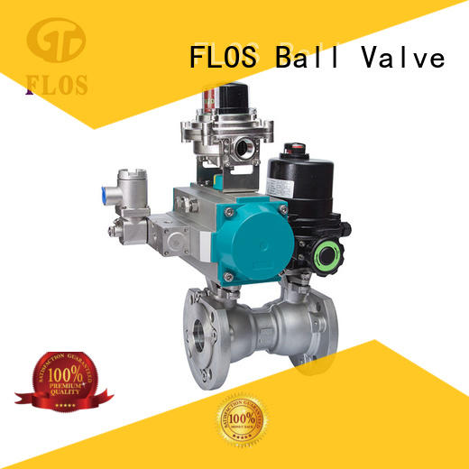FLOS high quality ball valve manufacturer for closing piping flow