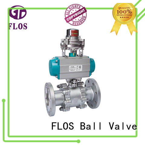 FLOS pneumaticworm stainless valve supplier for directing flow