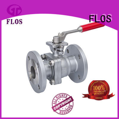 FLOS position ball valve manufacturers for business for closing piping flow