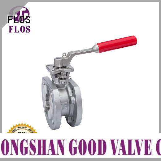 FLOS safety valve company supplier for closing piping flow