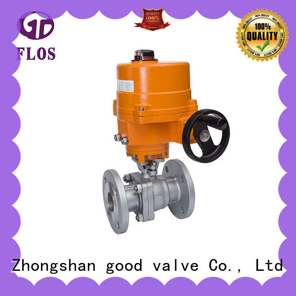FLOS switch two piece ball valve manufacturers for directing flow