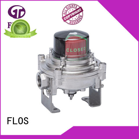 FLOS professional valve accessory stainless for closing piping flow