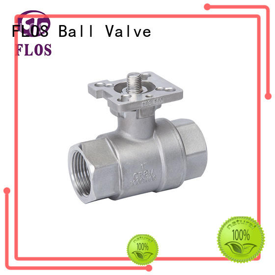 safety stainless steel ball valve pneumatic manufacturer for closing piping flow