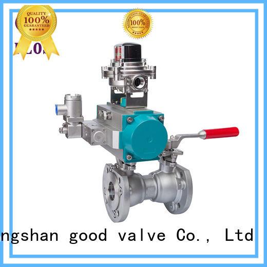 FLOS valve 1-piece ball valve manufacturer for directing flow