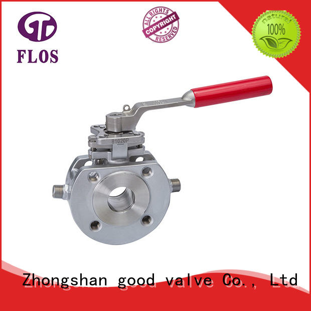 experienced 1-piece ball valve economic manufacturer for closing piping flow