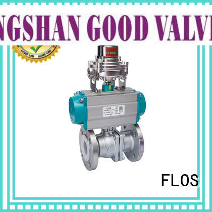 FLOS online stainless steel valve wholesale for directing flow