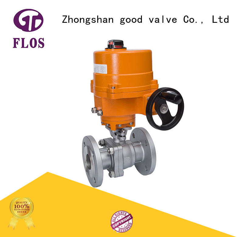 FLOS professional stainless ball valve supplier for closing piping flow