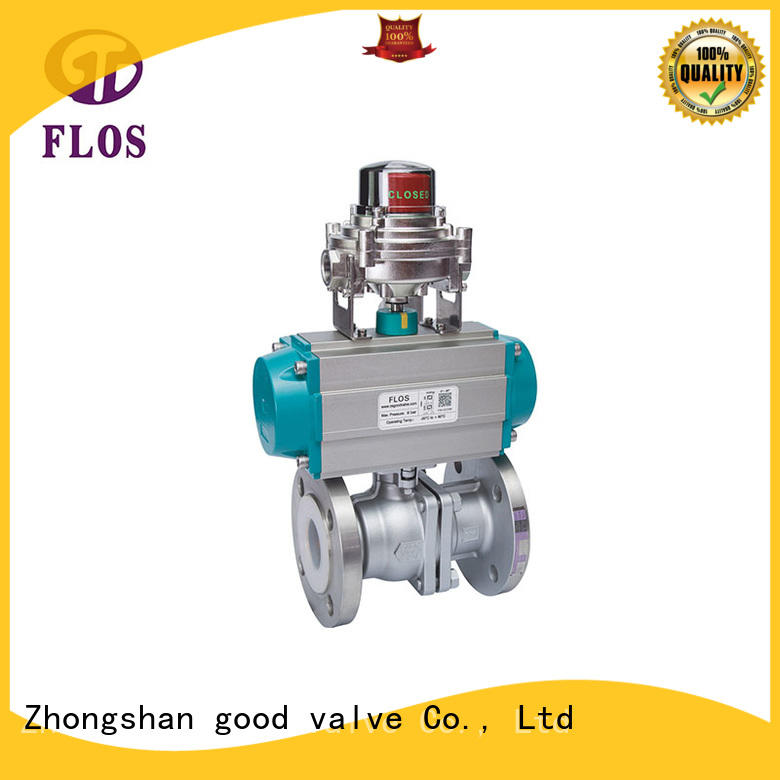 FLOS professional ball valves supplier for directing flow