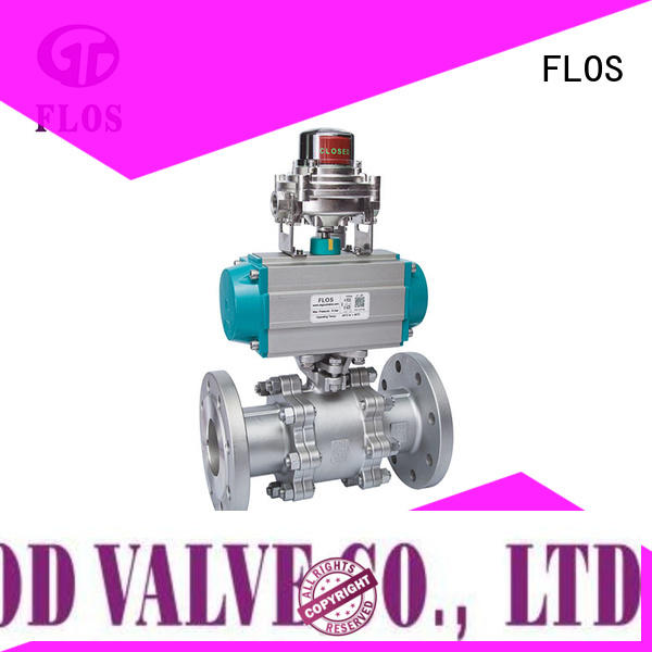 FLOS valve 3-piece ball valve Suppliers for directing flow