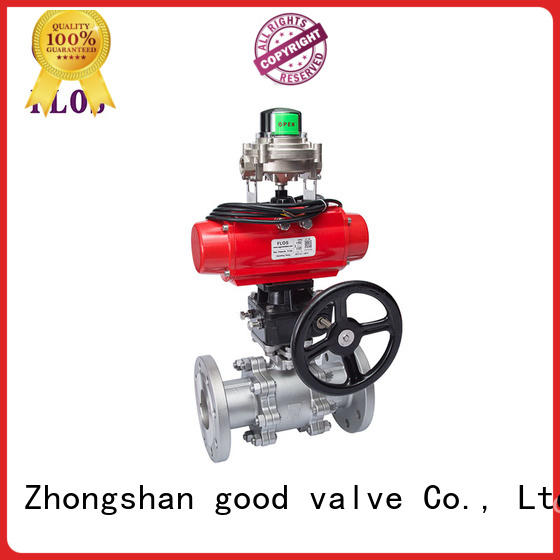 FLOS Top 3 piece stainless ball valve Suppliers for directing flow
