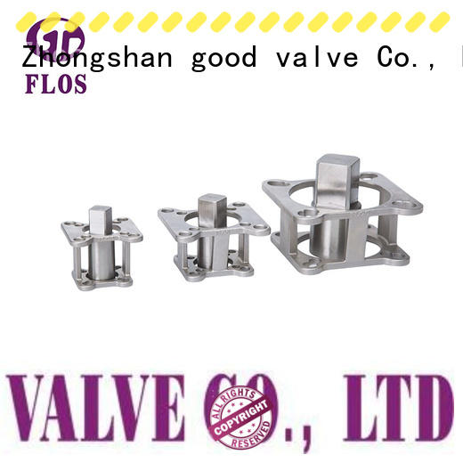 FLOS aluminium ball valve supplier wholesale for directing flow