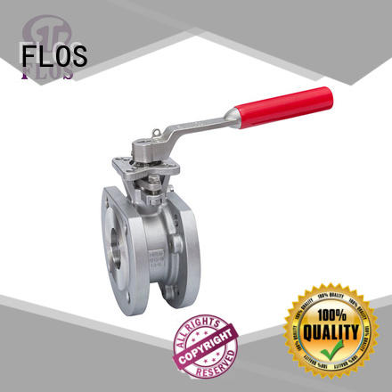 FLOS economic 1 pc ball valve supplier for directing flow
