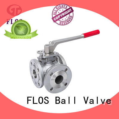 FLOS manual manual ball valve wholesale for opening piping flow